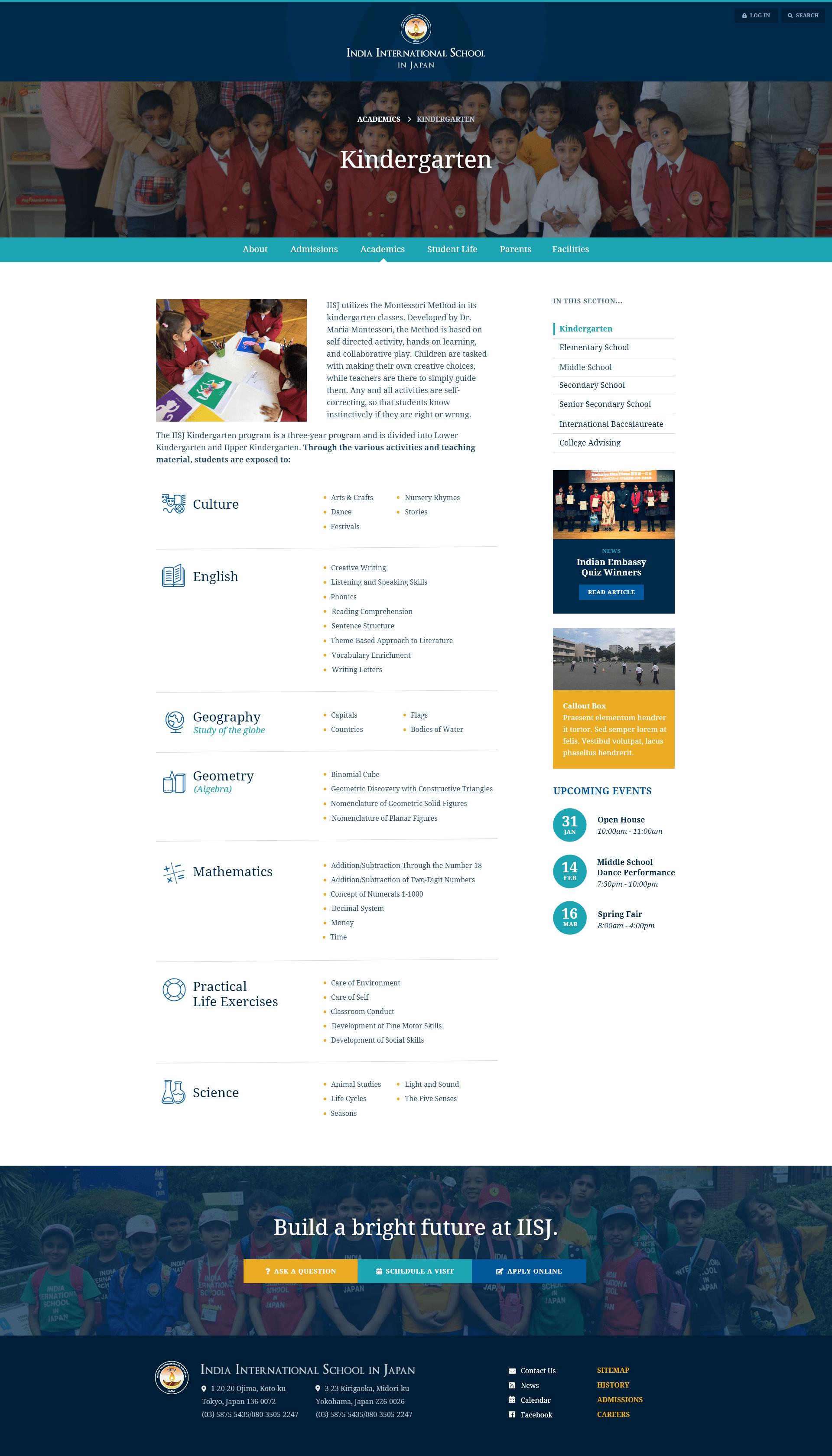 03 Kindergarten