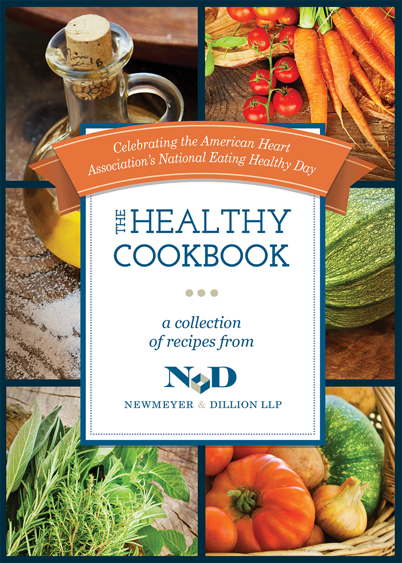 04 Cookbook Cover – Newmeyer and Dillion LLP