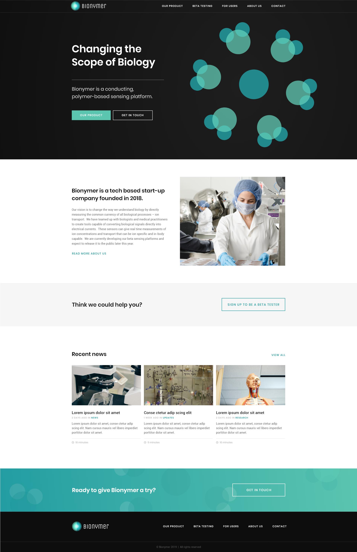 Medical Science Startup