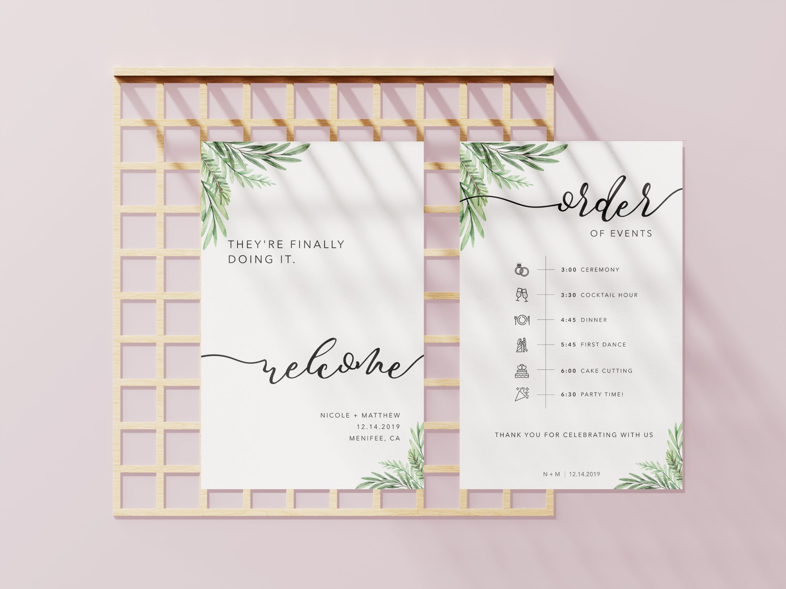 Wedding-sign-mockup