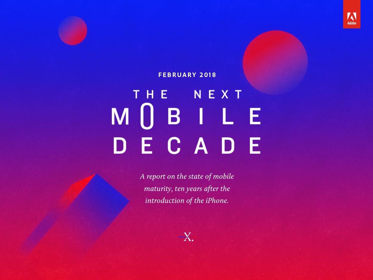 Adobe Mobile Study